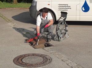 Kanalsanierung München vom Rohr-Profi